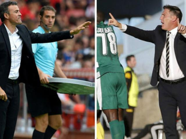 Đua với Real: Barca bơm tiền mua chuộc HLV Celta Vigo