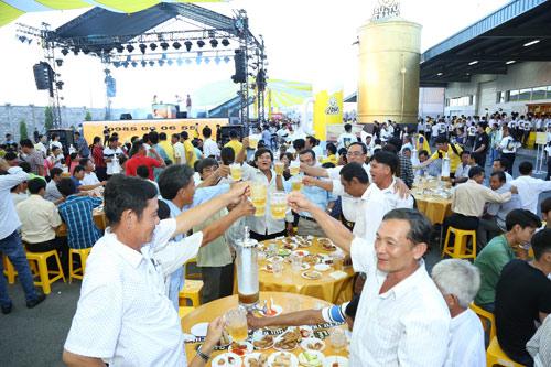 Lễ hội bia Việt của người Việt – hoành tráng một bản sắc - 4