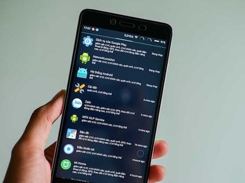 Mẹo giúp smartphone Android trở nên an toàn - 1