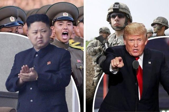 """Triều Tiên đợi lệnh một """"cuộc chiến thần thánh"""" với Mỹ - 1"""