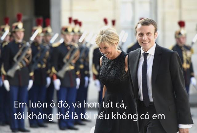 """Tân Tổng thống Pháp và mối tình """"cô trò"""" như phim với vợ hơn 24 tuổi - 4"""