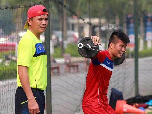 U20 Việt Nam phải nhồi thể lực để khắc phục điểm yếu - 1