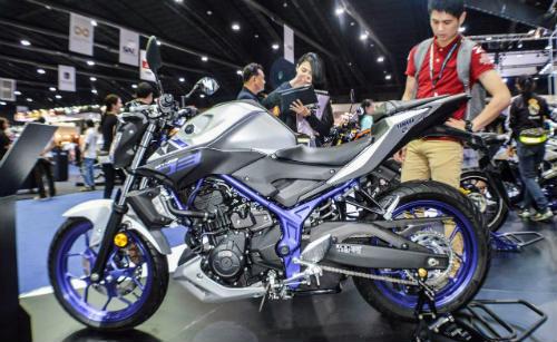 Yamaha MT-03 về Việt Nam đối đầu với mẫu xe nào? - 1