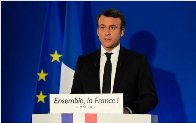 Pháp có tân Tổng thống trẻ, lãnh đạo thế giới nói gì? - 1