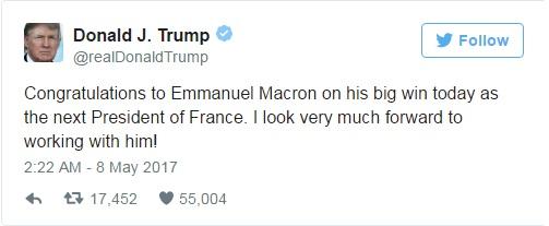 Pháp có tân Tổng thống trẻ, lãnh đạo thế giới nói gì? - 2