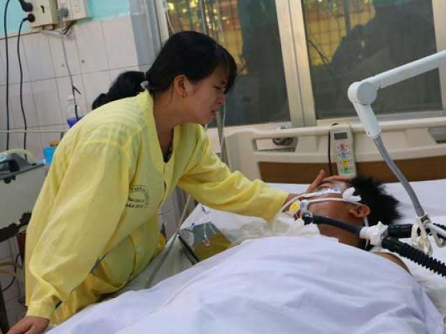 Tai nạn ở Gia Lai: Vợ lái xe tải mong gia đình các nạn nhân tha thứ