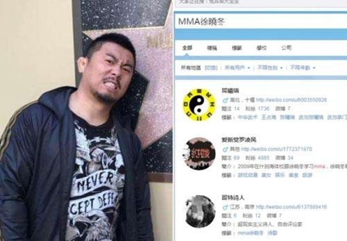 """Kẻ sỉ nhục võ Trung Quốc """"chạy trốn"""": MMA chỉ là """"vật tế thần"""" - 1"""
