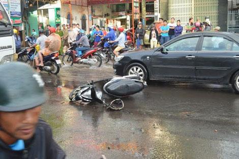 Nguyên nhân nhiều tai nạn xảy ra khi trời mưa - 2