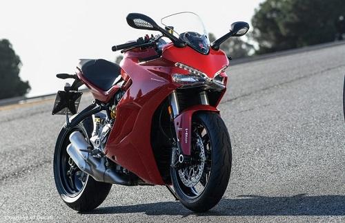 Ducati sắp trình làng 5 mẫu xe mới - 1