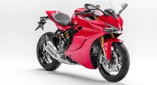 Ducati sắp trình làng 5 mẫu xe mới - 7