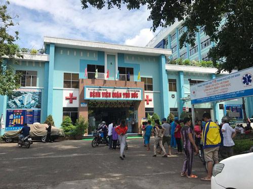 Nghi án điều dưỡng bệnh viện xâm hại nữ bệnh nhân - 1