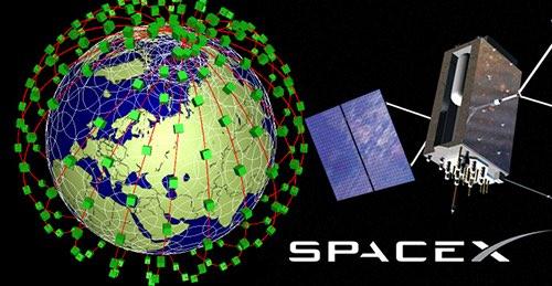 SpaceX đang triển khai mạng Internet vệ tinh với độ trễ cực thấp - 1