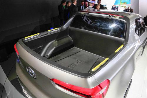 Hyundai Santa Cruz hoàn toàn mới bị hoãn đến 2020 - 3