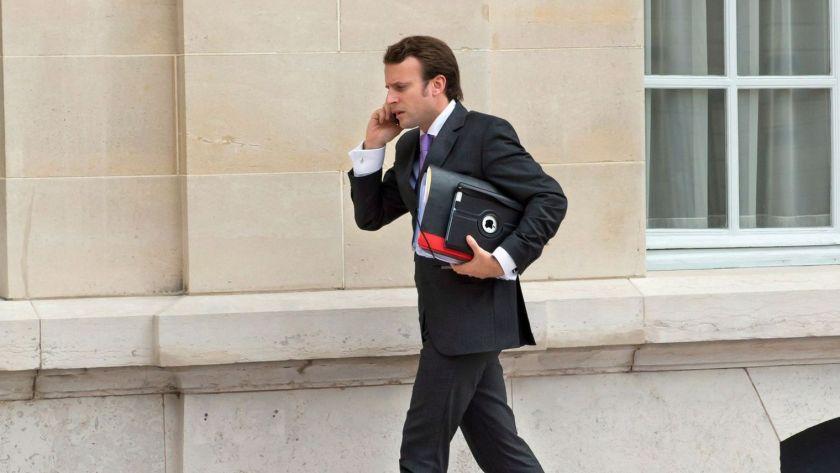 """Style Thủ tướng Canada và Tân tổng thống Pháp ai """"đỉnh"""" hơn? - 2"""