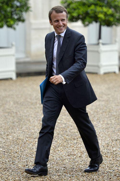 """Style Thủ tướng Canada và Tân tổng thống Pháp ai """"đỉnh"""" hơn? - 3"""
