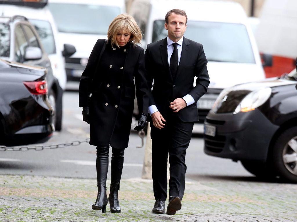 """Style Thủ tướng Canada và Tân tổng thống Pháp ai """"đỉnh"""" hơn? - 4"""
