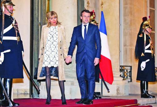 """Style Thủ tướng Canada và Tân tổng thống Pháp ai """"đỉnh"""" hơn? - 5"""