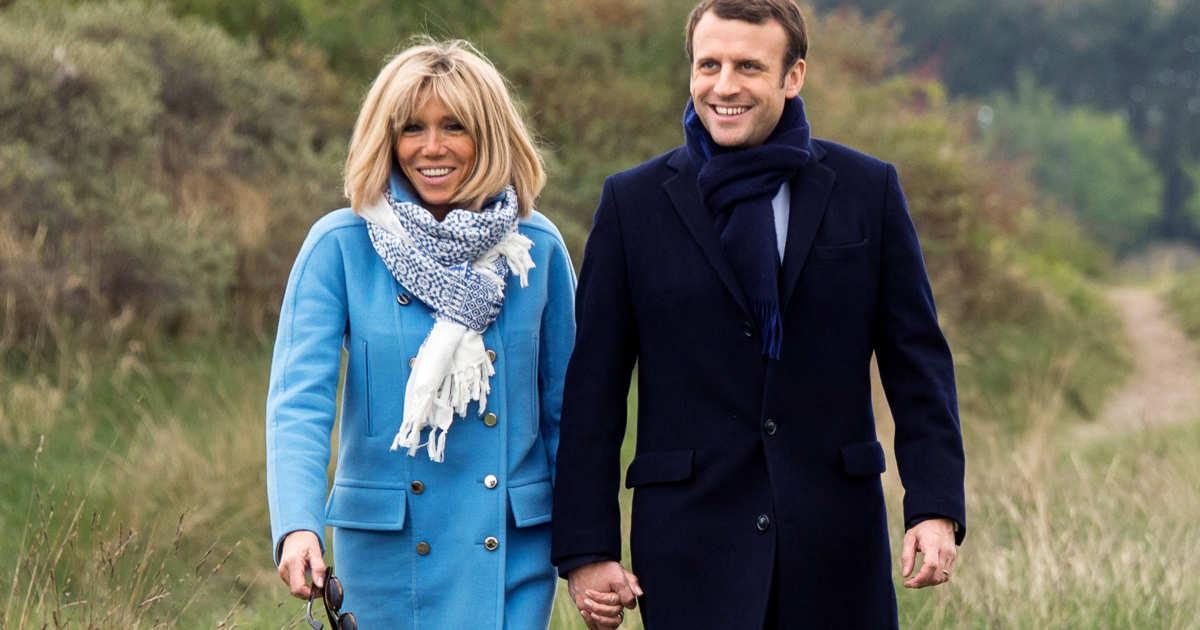 """Style Thủ tướng Canada và Tân tổng thống Pháp ai """"đỉnh"""" hơn? - 7"""