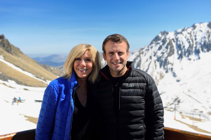 """Style Thủ tướng Canada và Tân tổng thống Pháp ai """"đỉnh"""" hơn? - 8"""