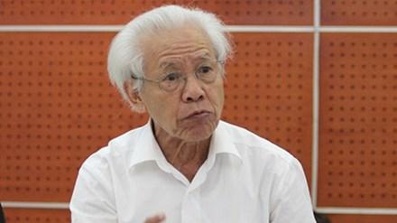 GS Hồ Ngọc Đại nói về tự học: Nếu không giúp đỡ thì đừng can thiệp - 1