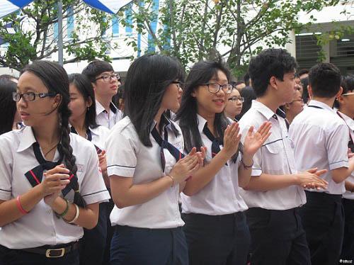 TP.HCM: Không tổ chức thi thử cho học sinh lớp 12 - 1