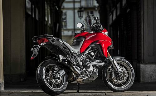 Tất cả những điều bạn cần biết về Ducati Multistrada 950 - 4