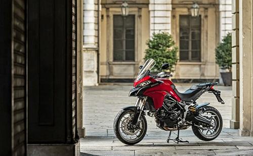 Tất cả những điều bạn cần biết về Ducati Multistrada 950 - 5