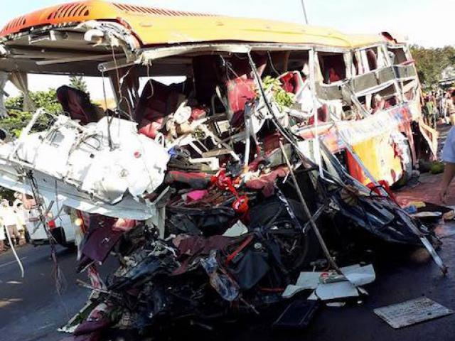 Toàn cảnh vụ tai nạn kinh hoàng khiến 13 người chết tại Gia Lai