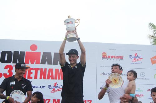 Bí quyết thành công của cuộc thi Ironman Việt Nam - 1