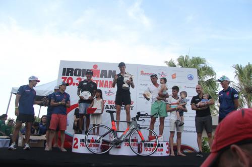 Bí quyết thành công của cuộc thi Ironman Việt Nam - 2