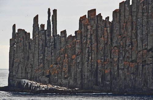 Giả mã những trụ đá kỳ lạ dọc bờ biển Australia - 3