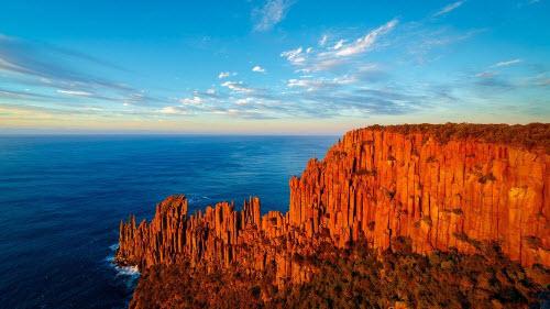 Giả mã những trụ đá kỳ lạ dọc bờ biển Australia - 5