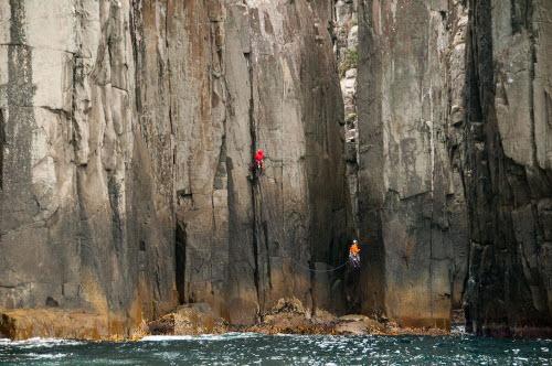 Giả mã những trụ đá kỳ lạ dọc bờ biển Australia - 7