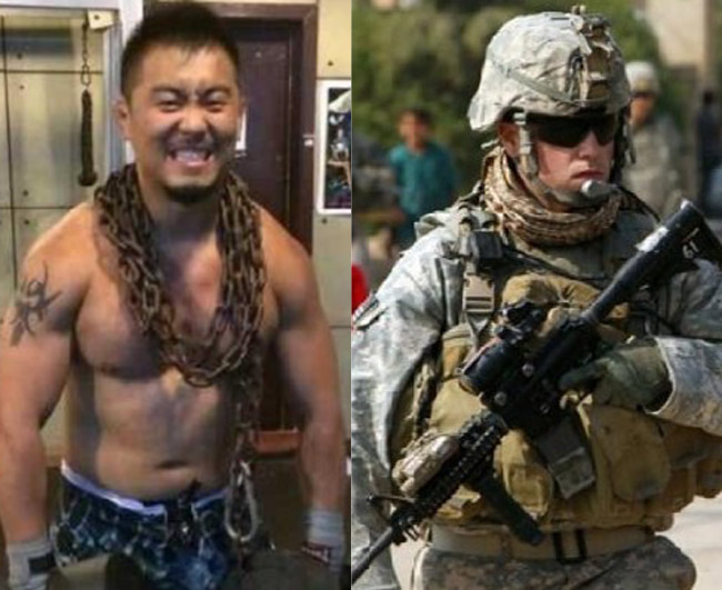MMA sỉ nhục võ Trung Quốc: Gặp đặc nhiệm Mỹ 3 phút bỏ mạng? - 1