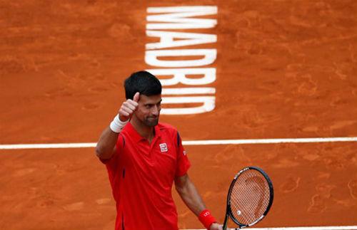 Tin thể thao HOT 8/5: Djokovic vẫn mê quần vợt - 1