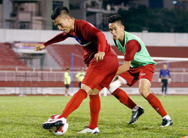 U20 Việt Nam đấu U20 Argentina để gây sốc ở World Cup - 2