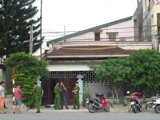 Nhà riêng chủ tịch huyện bị trộm đột nhập - 1