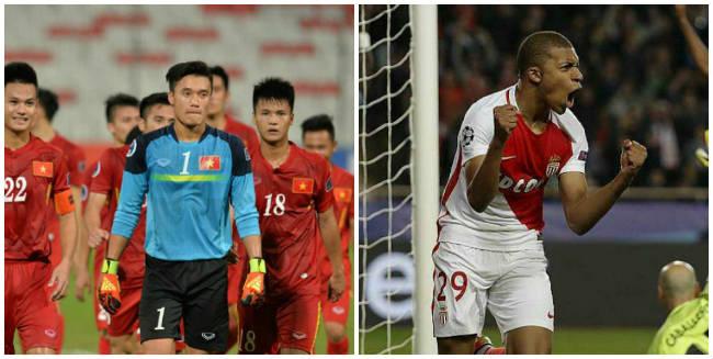 """World Cup U20: Việt Nam lỡ dịp so tài """"tiểu Henry"""" - 1"""