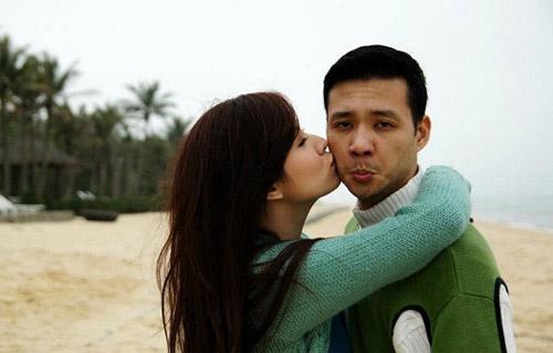 """Bị gọi là """"vợ Phan Hải"""", Đan Lê tá hỏa sợ chồng ghen - 1"""