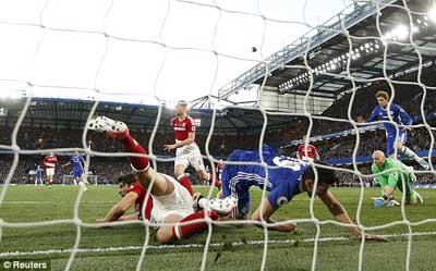 Chi tiết Chelsea - Middlesbrough: Tối tăm mặt mũi (KT) - 3