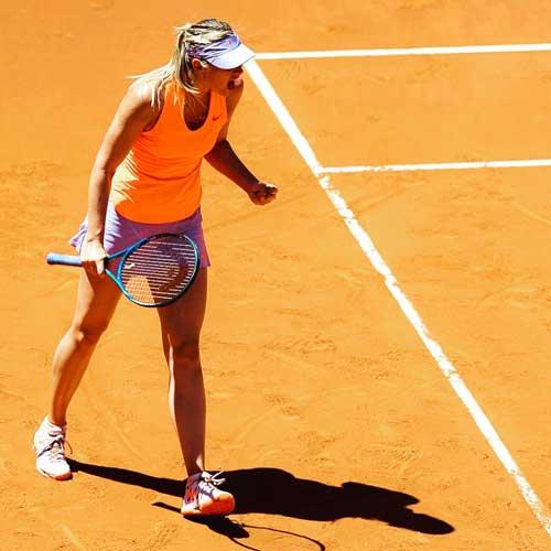Sharapova – Bouchard: 3 set siêu kịch tính (V2 Madrid Open) - 1
