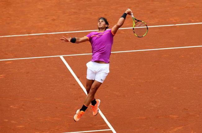 """Madrid Open ngày 1: """"Trai hư"""" tiến bước, Nadal đánh muộn? - 1"""