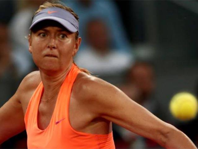 Mỹ nhân tennis ghét nhau: Thắng Sharapova, Bouchard hả hê