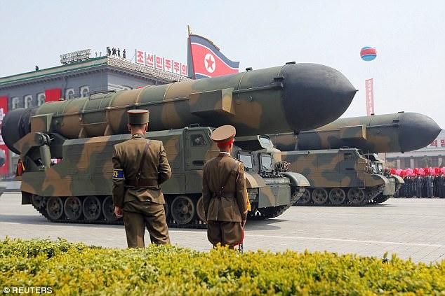 Triều Tiên sắp tấn công Mỹ bằng vũ khí xung điện từ? - 1