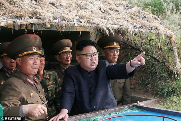 Triều Tiên sắp tấn công Mỹ bằng vũ khí xung điện từ? - 2