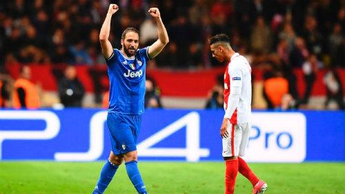 """Juventus – Monaco: """"Lão bà"""" thể hiện đẳng cấp - 2"""
