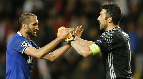 """Juventus – Monaco: """"Lão bà"""" thể hiện đẳng cấp - 1"""