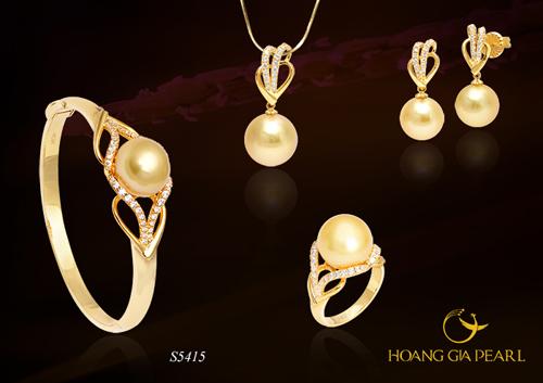 Ngọc trai – Mốt trang sức cho mẹ và con gái - 4