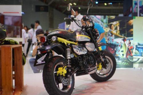 Honda Monkey 125 ở Việt Nam sẽ xuất sang châu Âu? - 2