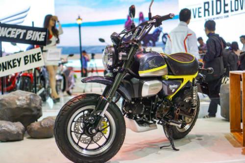 Honda Monkey 125 ở Việt Nam sẽ xuất sang châu Âu? - 1